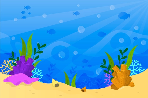Sob o conceito de fundo do mar