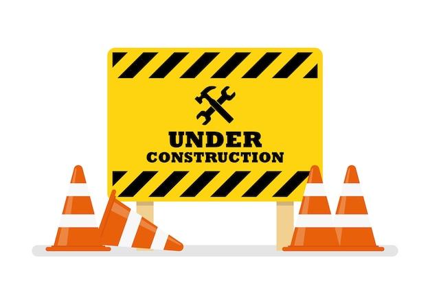 Sob o signo de construção