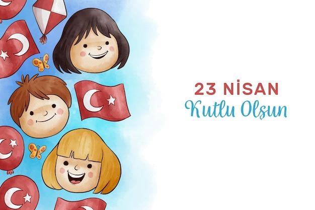 Soberania nacional e avatares infantis