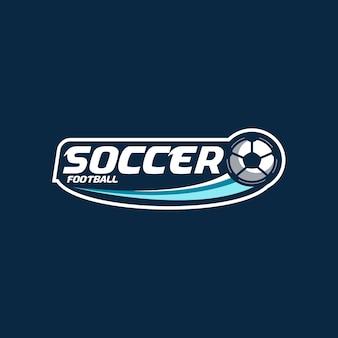 Soccer football logo esports team