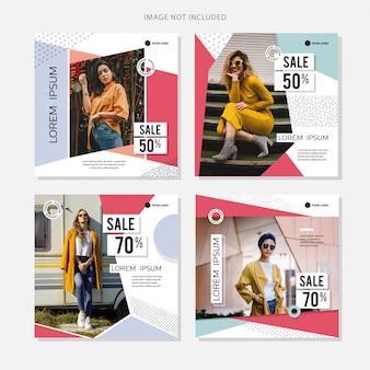 Social media banner casual sale