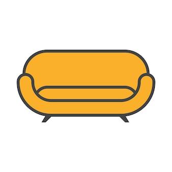 Sofá da casa