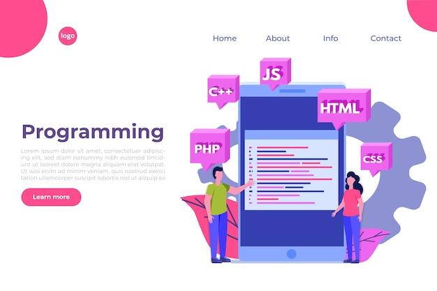 Software de programação ou desenvolvimento de aplicativos, processamento de big data.