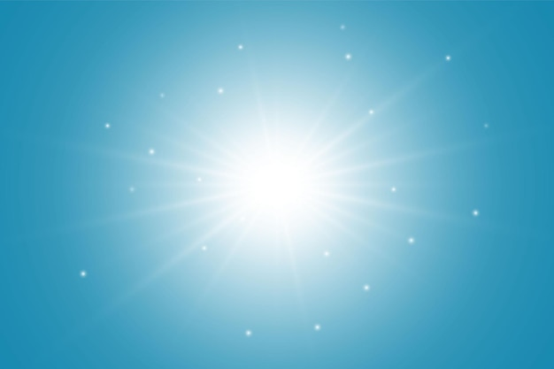Sol desenhado de mão. padrão de esboço simples do sol. símbolo solar. doodle amarelo isolado no fundo branco. ilustração.
