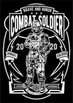 Soldado de combate