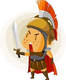 Soldado de roma