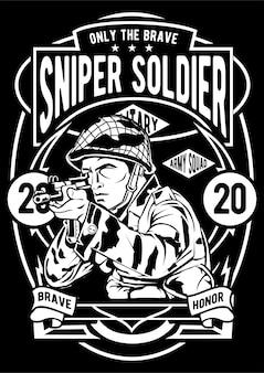 Soldado sniper
