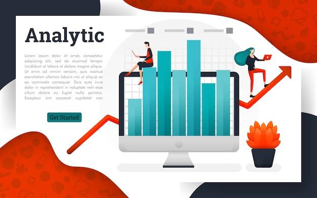 Solução de pesquisa de gerenciamento de negócios de análise