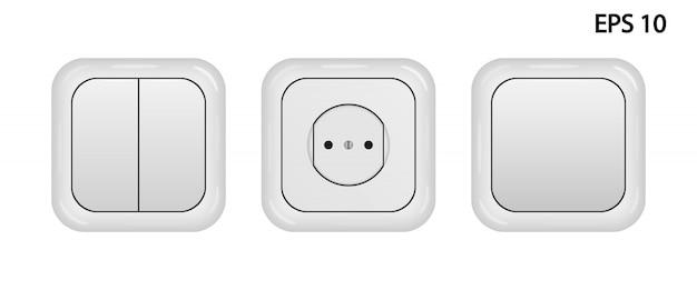 Soquete e interruptores