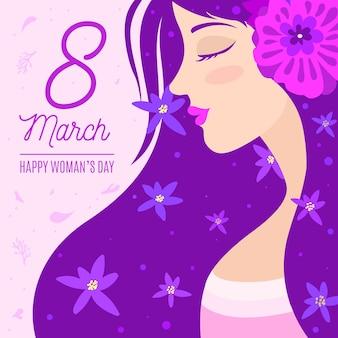 Sorteio artístico para o dia das mulheres