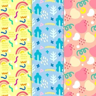 Sorteio de coleção de padrões