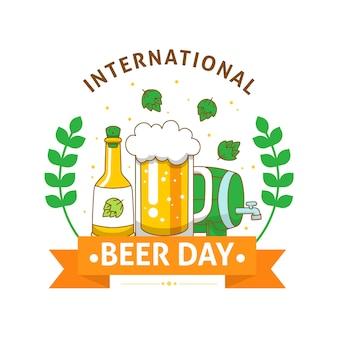 Sorteio do dia internacional da cerveja