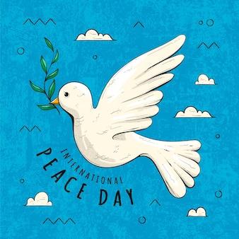 Sorteio do dia internacional da paz