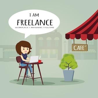 Sou freelancer