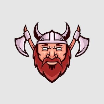 Spartan esports logo ilustração