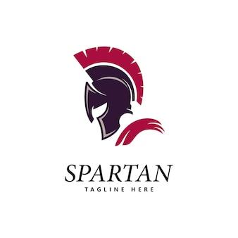 Spartan logo vector spartan helmet logo