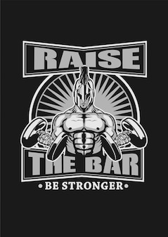 Spartan rise the bar