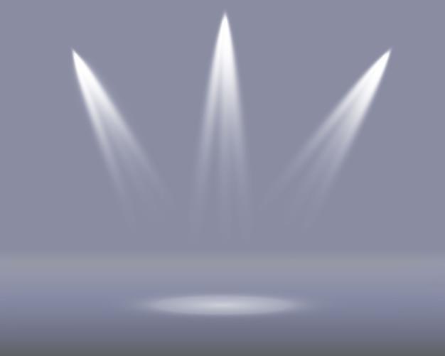 Spotlight isolado
