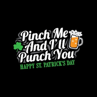 St patrick's day saying & quote