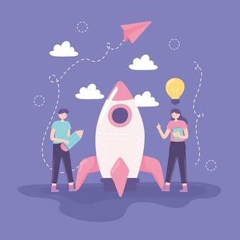 Startup e inovação de pessoas