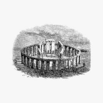 Stonehenge no reino unido