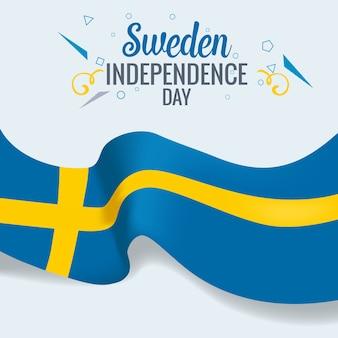 Suécia indepedência dia