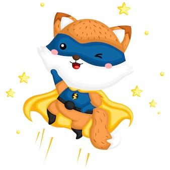 Super-herói da raposa