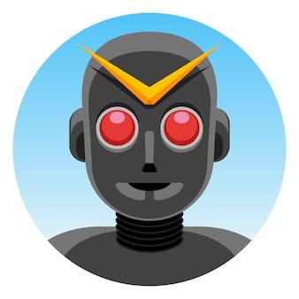 Super herói robô