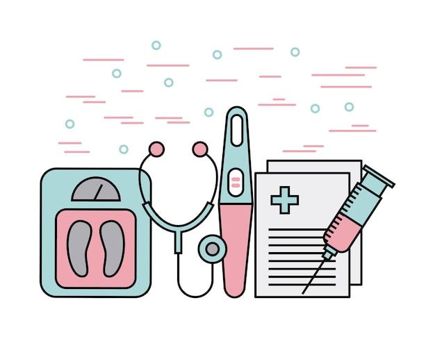 Suprimentos de saúde materna