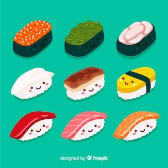 Sushi kawaii collectio