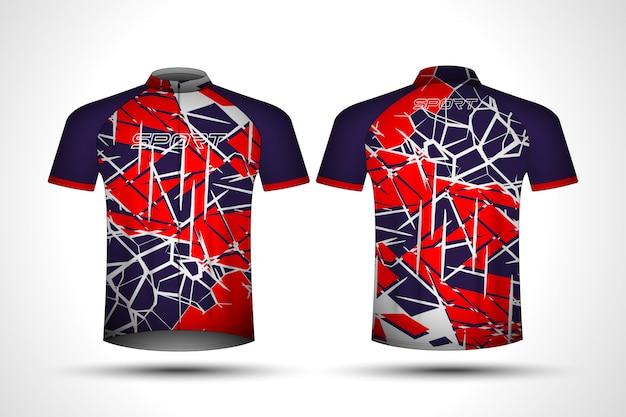 T-shirt camisola de ciclismo desportivo