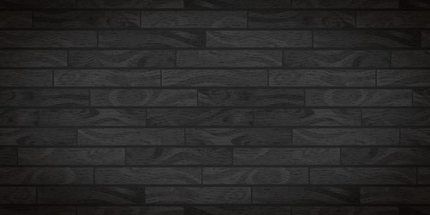 Tábuas de madeira escuras com textura