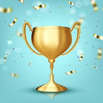 Taça de premiação