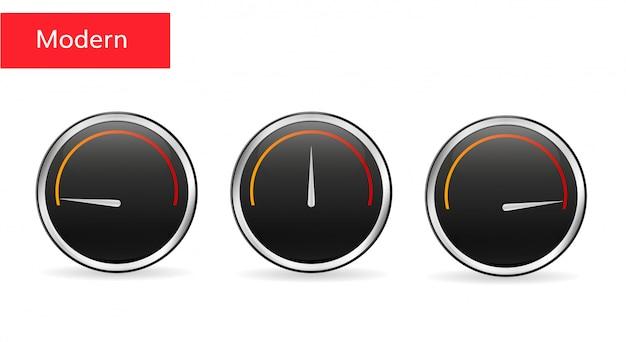 Tacômetro de velocidade de download