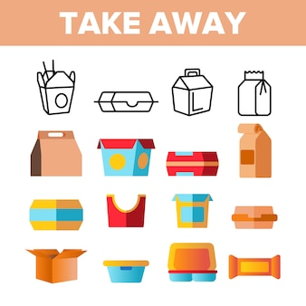Take away food