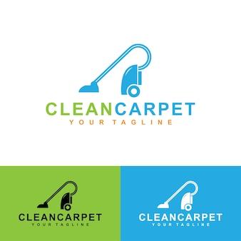 Tapete limpo do logotipo