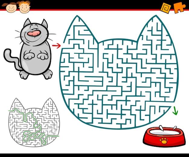 Tarefa de labirinto ou labirinto