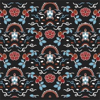 Tartaruga batik
