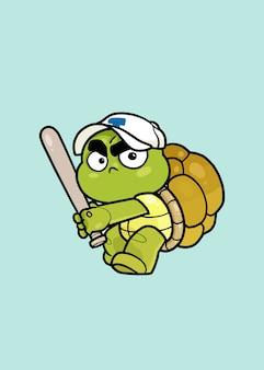 Tartaruga de beisebol