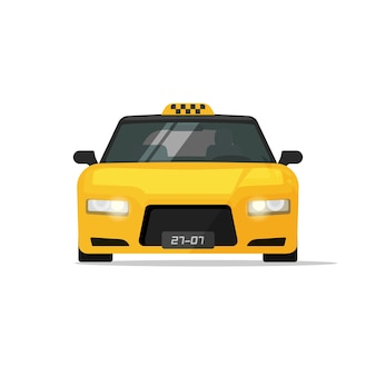 Táxi carro táxi automóvel