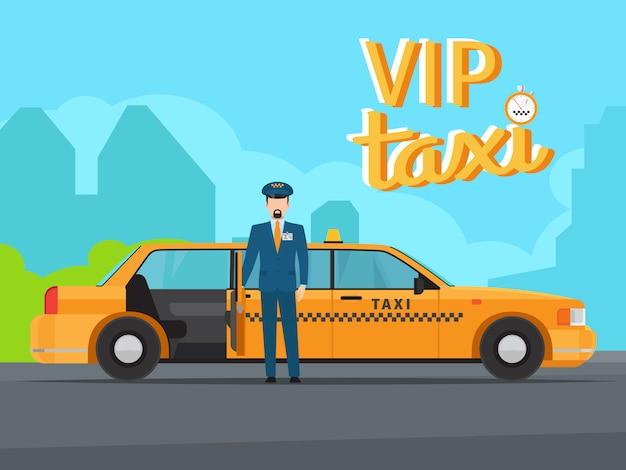 Taxista vip