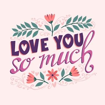 Te amo tanto letras de casamento