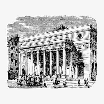 Teatro odeon da europa em paris