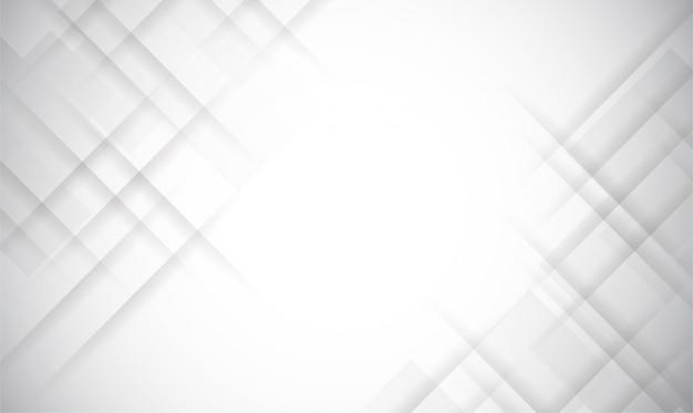 Tecnologia abstrata branca e cinza cor moderna