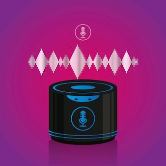 Tecnologia de alto-falante sem fio