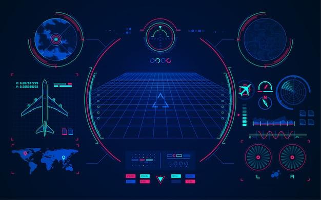 Tecnologia de aviação