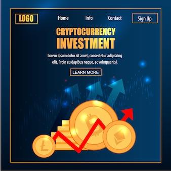 Tecnologia de blockchain de transação de negociação bitcoin