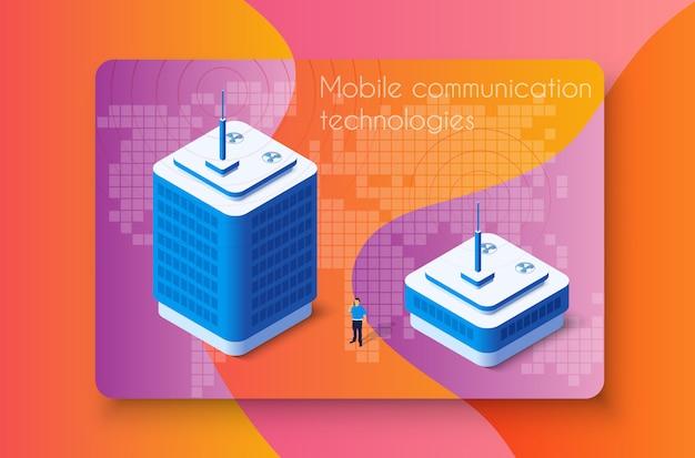 Tecnologia de comunicação móvel