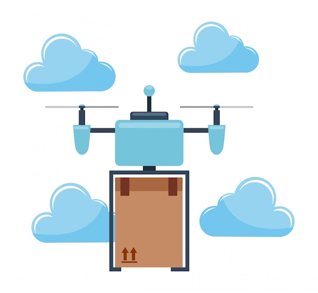 Tecnologia de drone