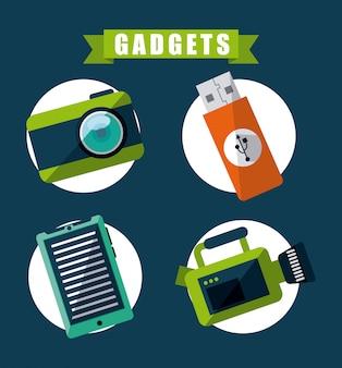 Tecnologia de gadgets
